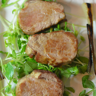 Easy Pan Pork Tenderloin