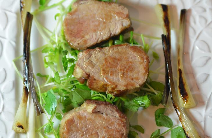 Easy Pan Pork Tenderloin