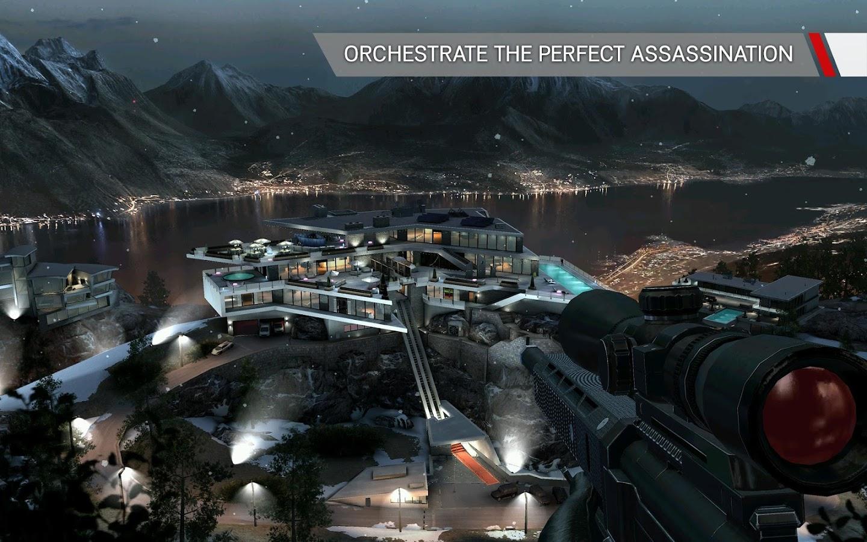 Hitman Sniper- screenshot