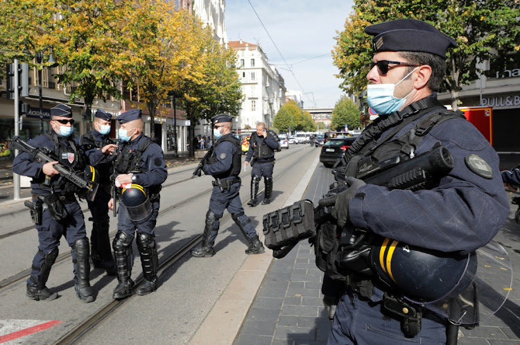 Two dead as one beheaded in suspected terror attack in France