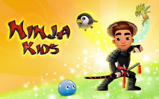 Ninja Subway Soni Surfers screenshot 1