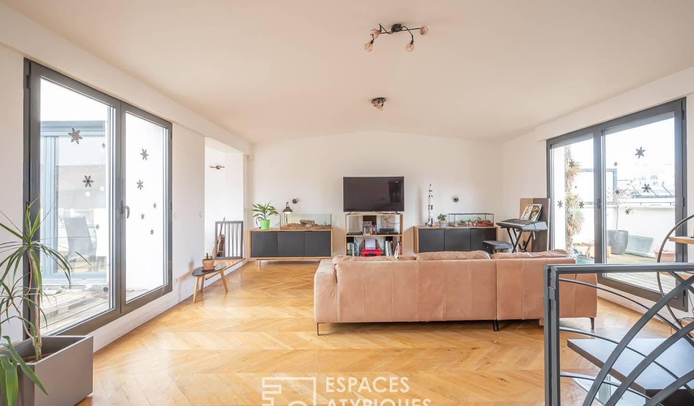 Appartement avec terrasse Issy-les-Moulineaux