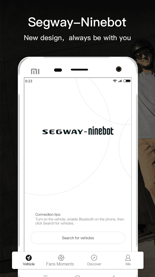 Segway-Ninebot- screenshot