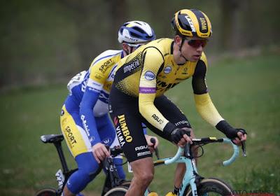 """Ook Wout Van Aert kent ploegmaats voor Strade Bianche: """"Vorig jaar heeft Wout getoond dat hij kan winnen"""""""