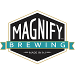 Logo for Magnify Brewing Company