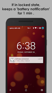 AirBuds Popup – airpod battery app v2.6.200111 [Mod + APK] Android 2