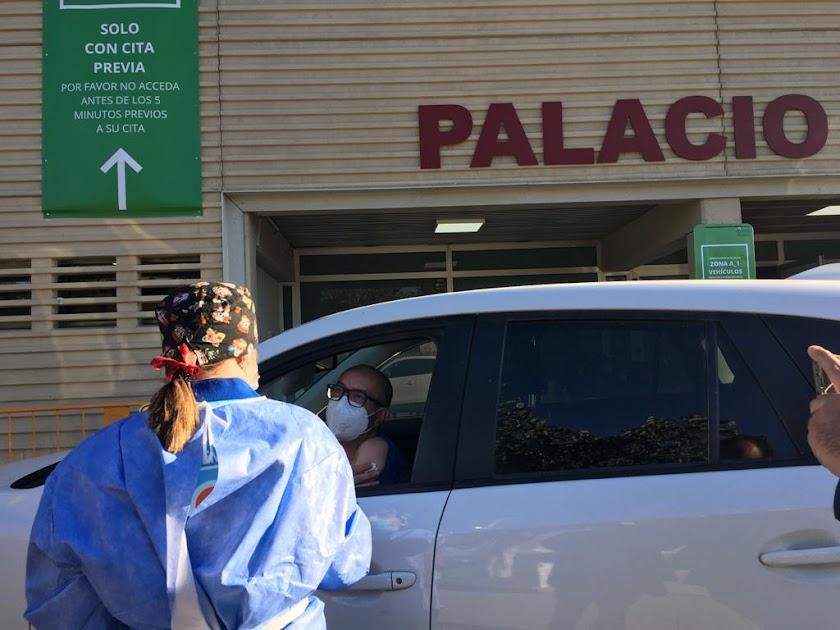 ¡Llega la vacunación masiva! Primeras dosis en el Palacio de los Juegos
