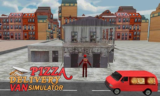 Pizza-Delivery-Van-Simulator 5