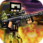 Elite Block Wars Survival Game