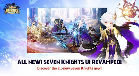 Seven Knights APK screenshot thumbnail 2