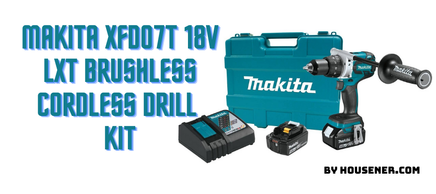Makita XFD07T automotive drill