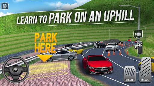 Parking Professor: Car Driving School Simulator 3D 1.1 screenshots 3