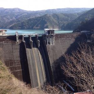 井川ダム ダムめぐり