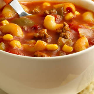 Chili Soup Without Beans Recipes.