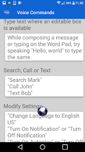 AVATXT -Audio, Voice, & Text, Translate, Messenger- screenshot thumbnail