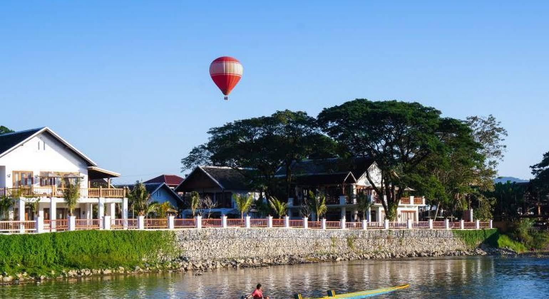 Riverside Boutique Resort, Vang Vieng