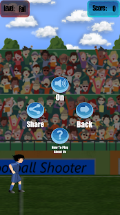 Football Shooter- screenshot thumbnail