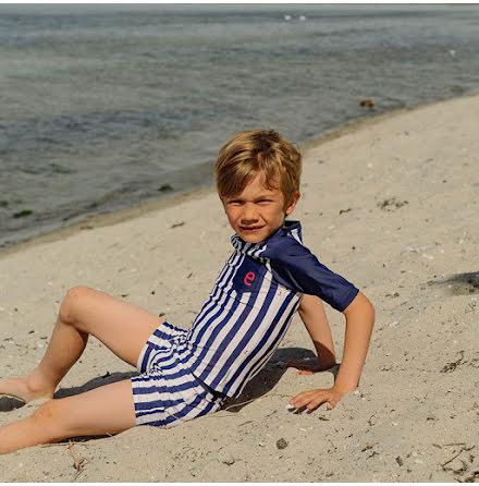 Tebert - Badtröja till barn, solskyddsfaktor UPF50+