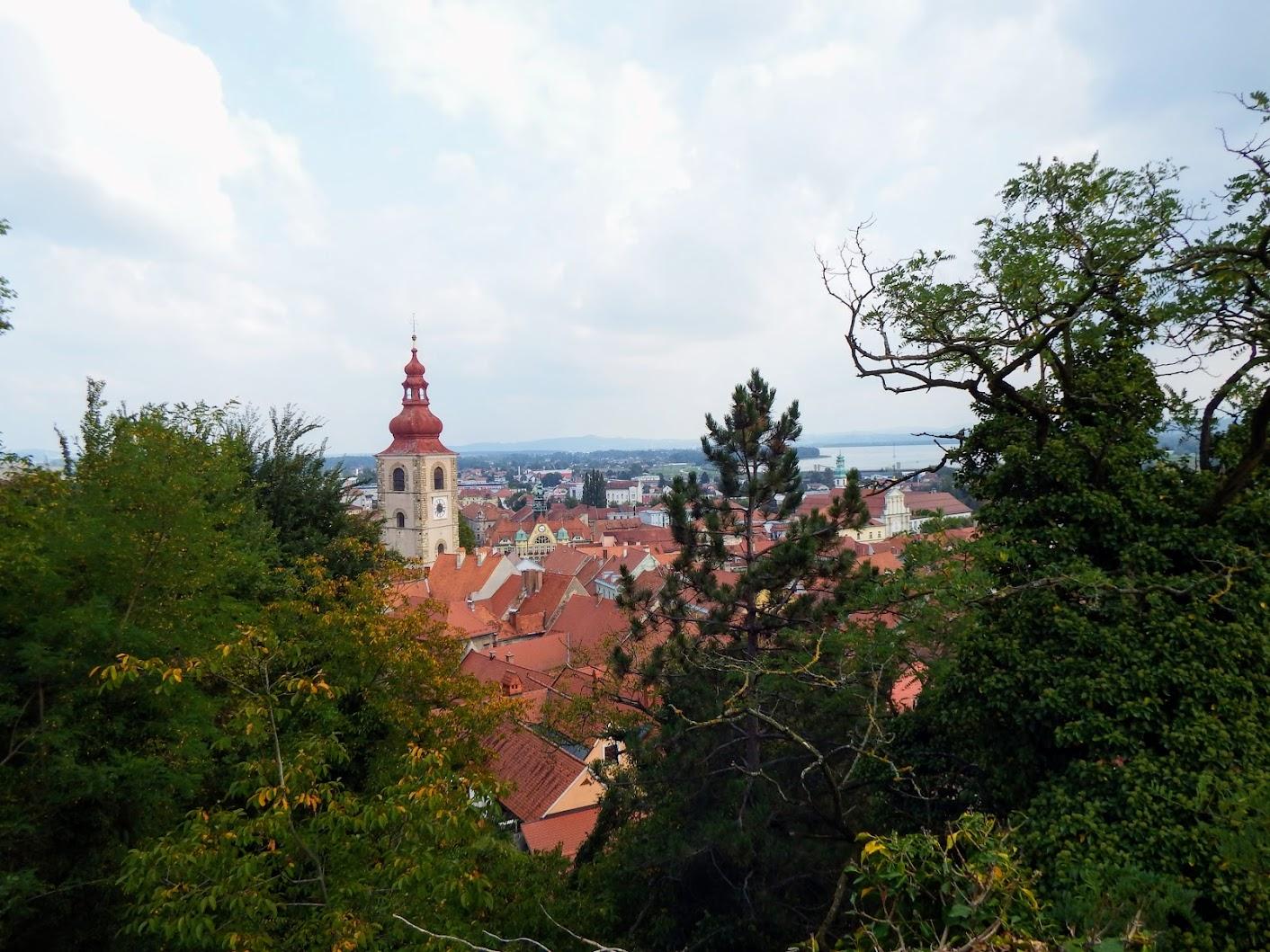 Ptuj - Mestni stolp (Várostorony)