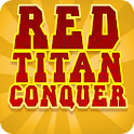 Red Titan Conquer icon