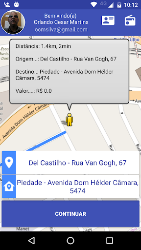 Taxi Select 1.4.2 screenshots 2