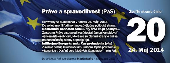 Photo: Voľby do Europskeho parlamentu, Martin Daňo, www.martindano.com/euro2014