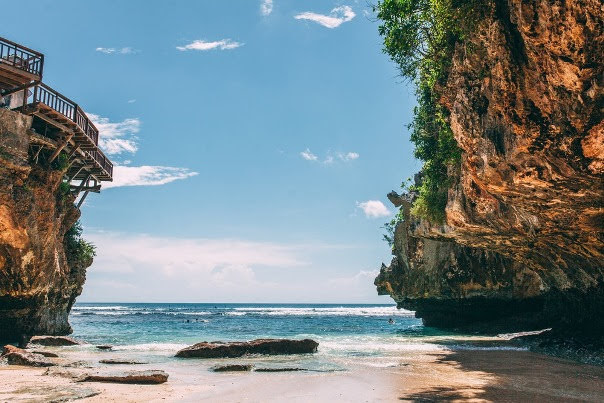 Suluban-Beach