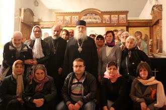 Photo: Бургас, обща снимка с енориашите, 30 септември 2014 г.