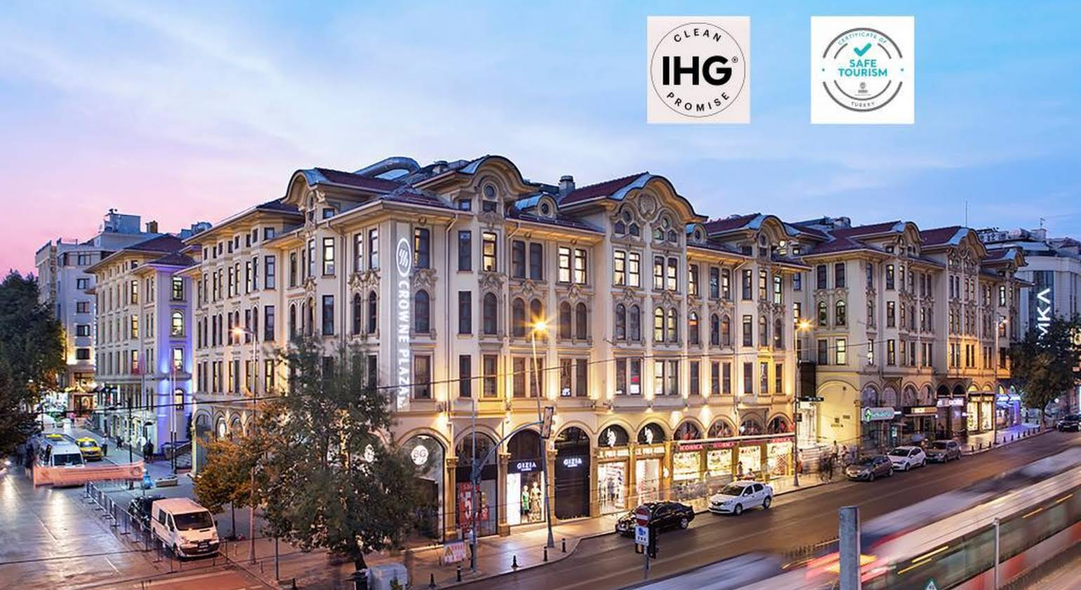 Crowne Plaza Istanbul - Old City