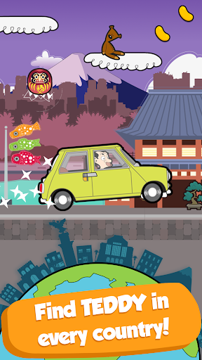 (APK) تحميل لالروبوت / PC Mr Bean™ - Around the World ألعاب screenshot