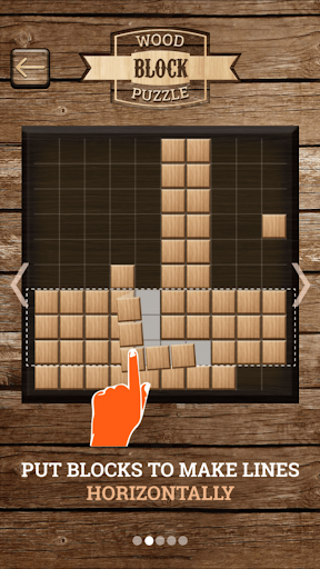 Block Puzzle Westerly screenshots apkshin 3