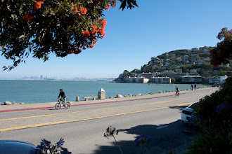 Photo: View from Sausalito to San Francisco