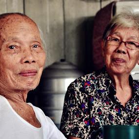by Domi Chung - People Portraits of Men ( faces, oldman, senior citizen, portraits, people, asian,  )