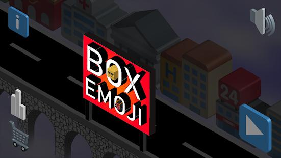 Box Emoji - náhled