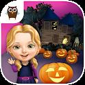 Sweet Baby Girl Halloween FULL icon