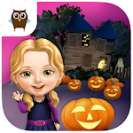 Sweet Baby Girl Halloween FULL Icon