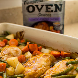 Oven Roasted Chicken Breast With Vegetables Recipes.