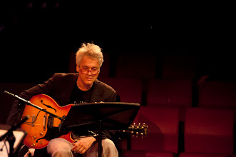 Photo: Marc Ribot on Guitar