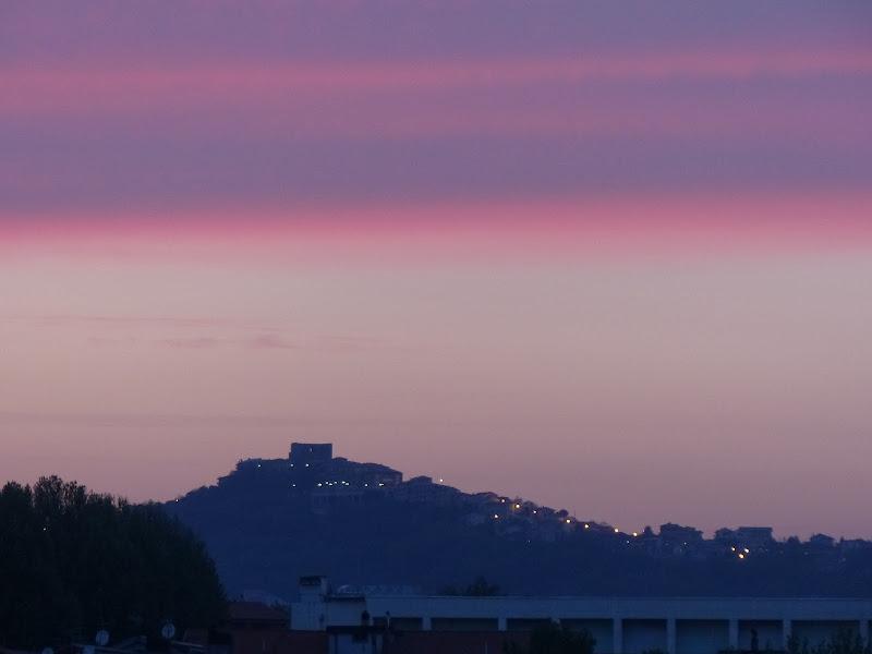 Tramonto in rosa..... di carm_ian_