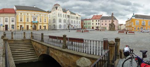 Photo: náměstí Litovel