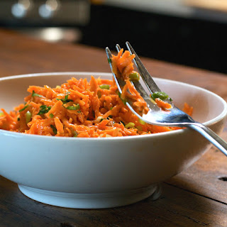 Shredded Carrot Salad Vinegar Recipes