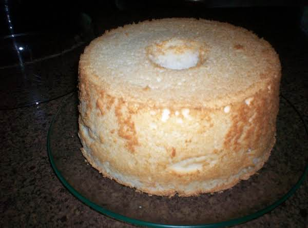 Angel food cake recipe 3 just a pinch recipes angel food cake recipe forumfinder Images