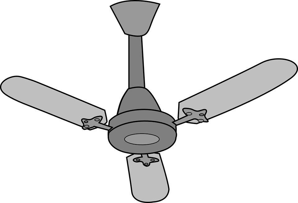 Ceiling-Fan, Electrical ...