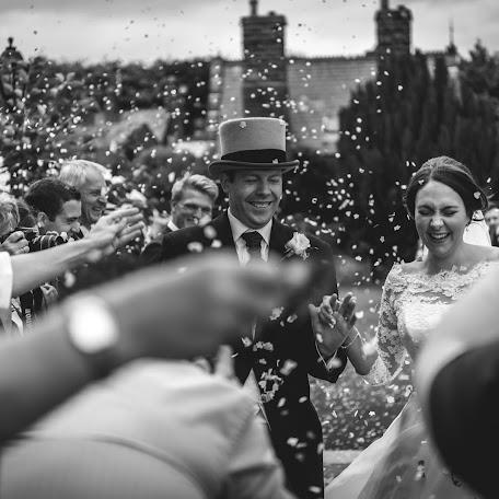Wedding photographer Sarah Glynn (sarahglynn). Photo of 04.10.2017
