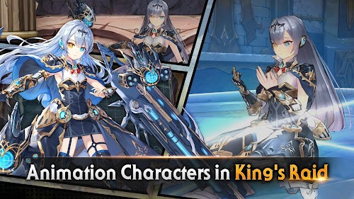 Screenshot 2 King's Raid 3.26.0 APK MOD