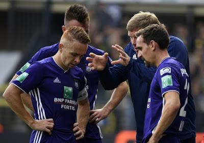 Anderlecht est-il 'Trebel dépendant' ?  La réponse en chiffres