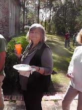Photo: Dr. Elizabeth Peters, FSU anthropology faculty.