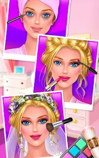 Wedding Makeup Artist Salon- screenshot thumbnail