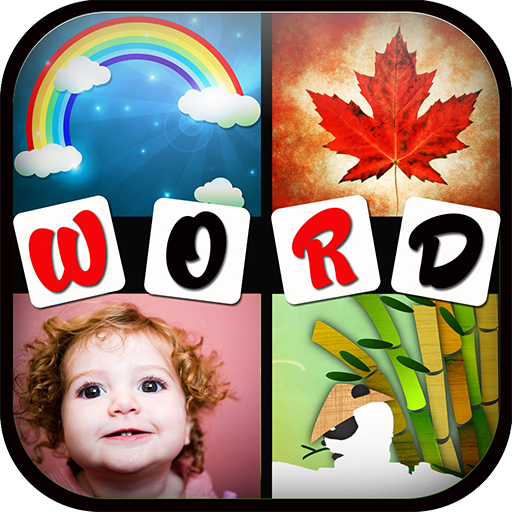 Fun: 4 Pics 1 Word game (apk) free download for Android/PC/Windows