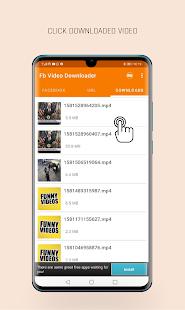 FastVid: Video Downloader for Facebook